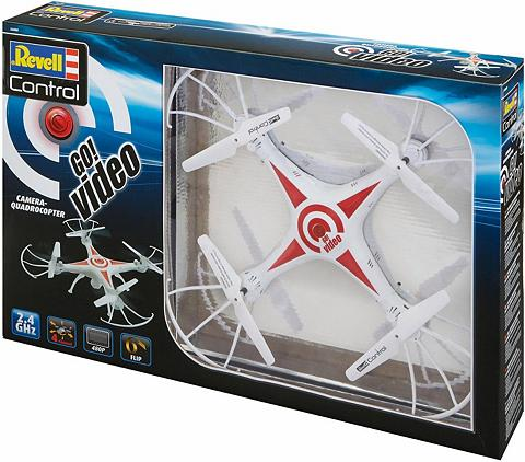 Revell ® RC-Quadrocopter »® control Go! Video...