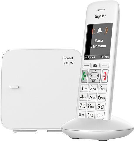 GIGASET E370 Bevielis DECT Telefonas