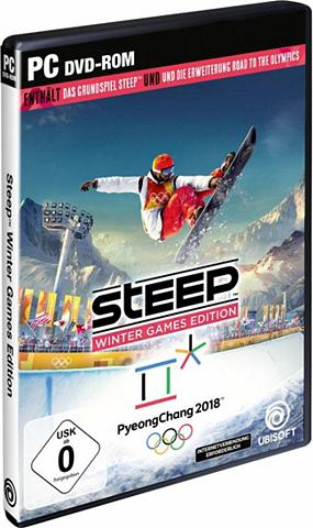 UBISOFT Steep Winter Games Edition PC