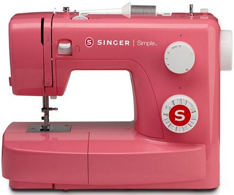 Singer Nähmaschine Simple 3223R 23 Programme ...