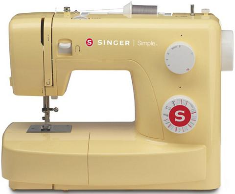 Singer Nähmaschine Simple 3223Y 23 Programme ...