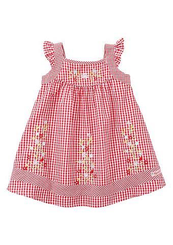 BONDI Tautinio stiliau suknelė Vaikiški su b...