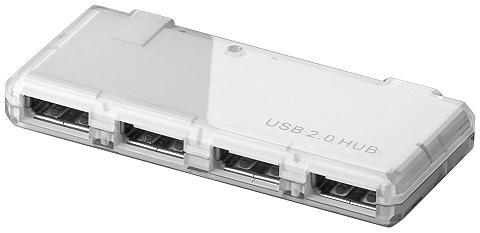 Goobay USB laikmena 2.0 Hi-Speed HUB »Verteil...