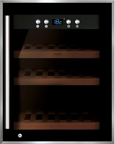 CASO DESIGN Caso Vyno šaldytuvas WineSafe 12 black...