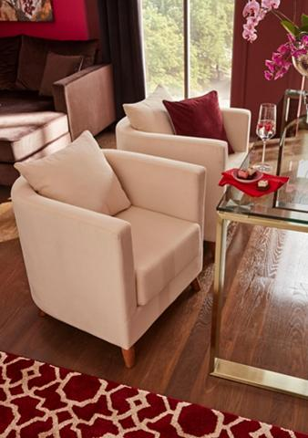 GUIDO MARIA KRETSCHMER HOME & LIVING GMK Home & Living GMK Speise-Sessel »V...