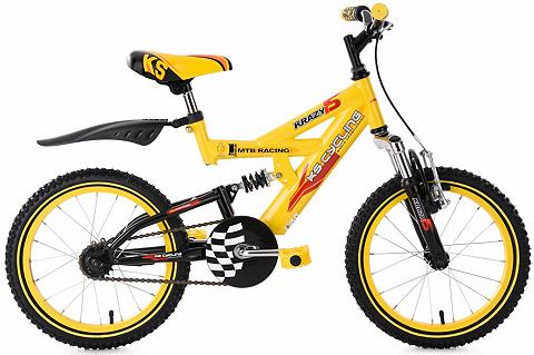 KS CYCLING Vaikiškas dviratis »Krazy« 1 Gang