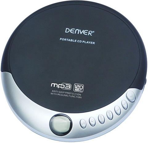 DENVER Tragbarer CD grotuvas »DMP-389 su MP3-...