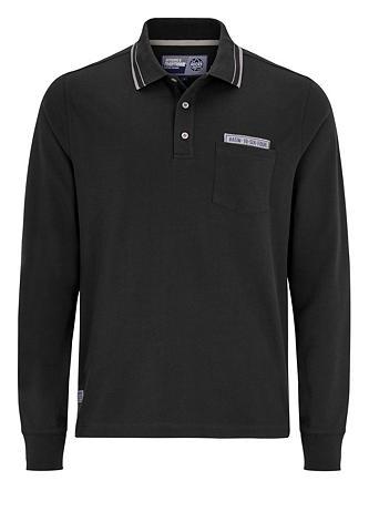 AHORN SPORTSWEAR Polo marškinėliai su ilgis rankovėmis ...