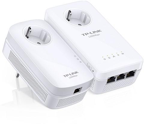 TP-LINK Powerline »TL-WPA8630P KIT AV1200 Powe...