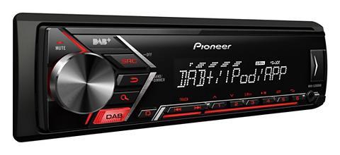 PIONEER 1-DIN Auto magnetola su UKW DA...