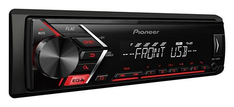 PIONEER_HIFI PIONEER 1-DIN Auto magnetola su USB la...