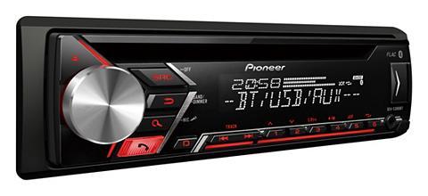 PIONEER_HIFI PIONEER 1-DIN CD-imtuvas su RDS BLUETO...