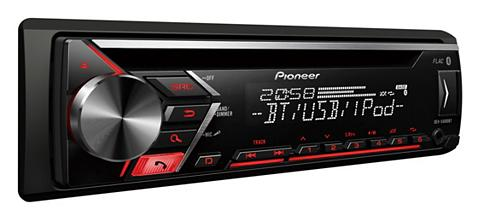 PIONEER 1-DIN CD-imtuvas su RDS BLUETO...