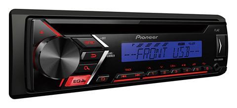 PIONEER 1-DIN CD-imtuvas su RDS USB la...