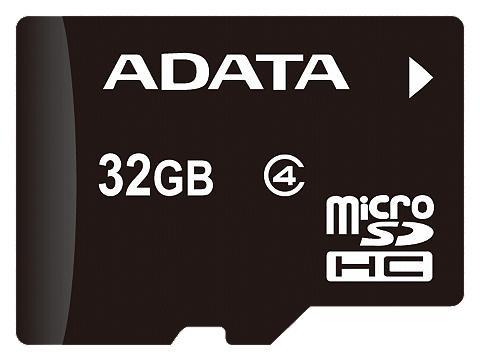 ADATA Micro SDHC Atminties kortelė »micro SD...