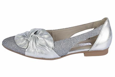 GABOR Batai im Metallic-Look