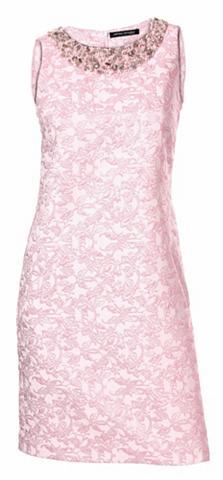 Kokteilinė suknelė žakardas