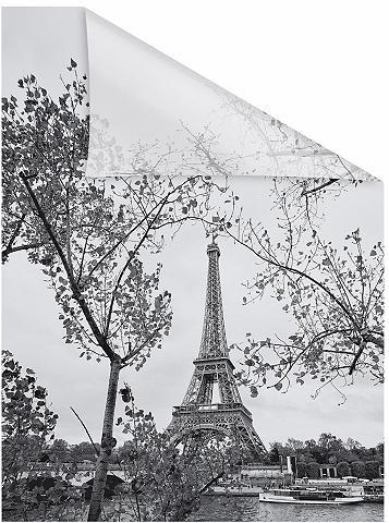 LICHTBLICK Dekoratyvinė plėvelė langui »Paris« bl...