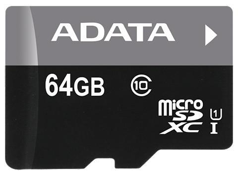 ADATA Micro SDXC Atminties kortelė »micro SD...