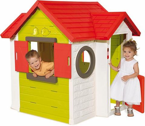 SMOBY Žaidimų namelis »Mein Haus«