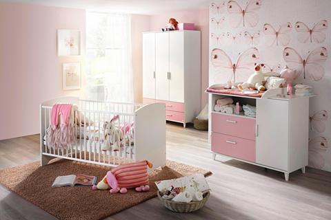 Babyzimmer-Komplettset »Nizza« (Set 3-...