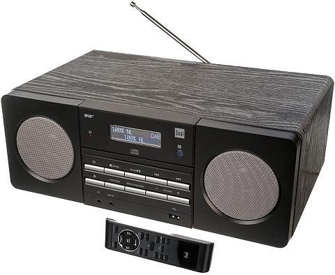 DUAL DAB 410 garso sistema Skaitmeninis rad...