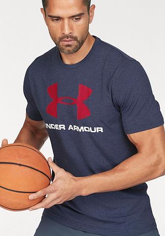 UNDER ARMOUR ® Marškinėliai »SPORTSTYLE LOGO TEE«