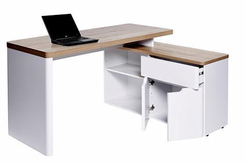 JAHNKE Kampinis rašomasis stalas »CU-Libre 15...