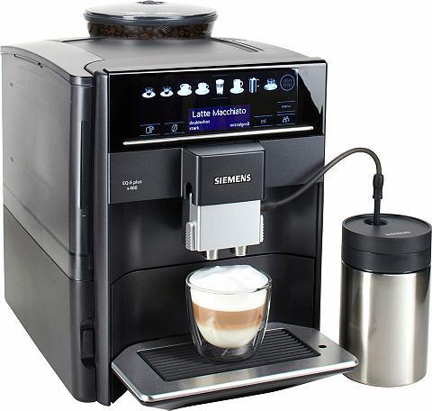 SIEMENS Kaffeevollautomat EQ.6 plus s400 TE654...