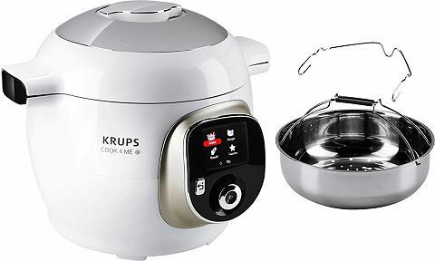 Krups Multikocher CZ7101 Cook4Me + 1600 W 6 ...