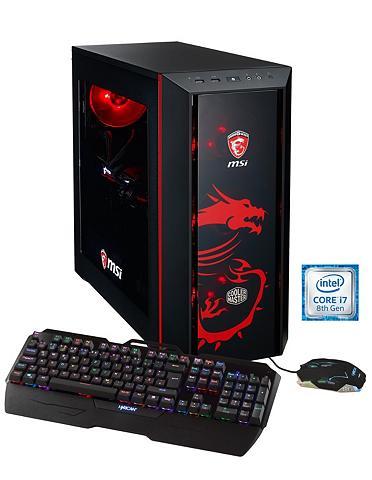 Gaming PC i7-8700K 32GB SSD + HDD Ge F...