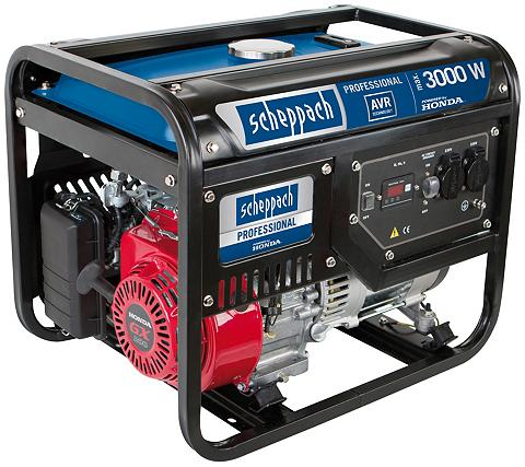 Elektros generatorius »SG3500« 65 PS