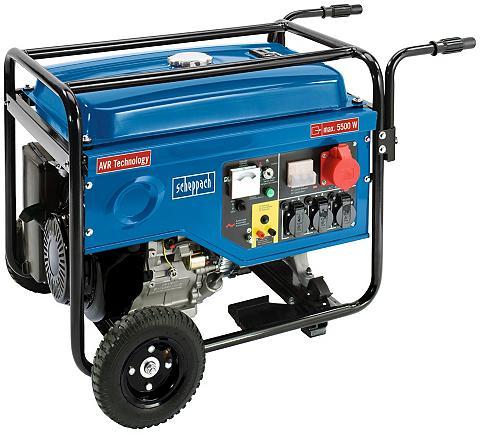 SCHEPPACH Elektros generatorius »SG7000« 13 PS
