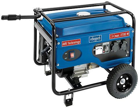 SCHEPPACH Elektros generatorius »SG3100« 65 PS
