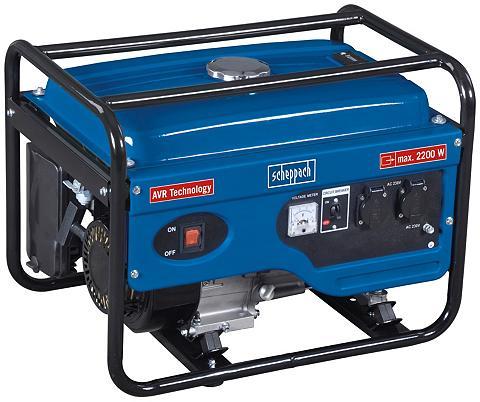 Elektros generatorius »SG2600« 65 PS