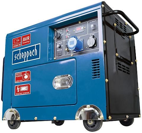 Elektros generatorius »SG5100D« 76 PS
