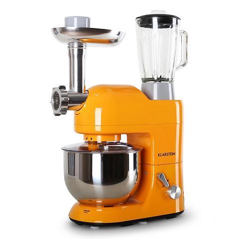 Klarstein Küchenmaschine Rührmaschine 5L Fleisch...