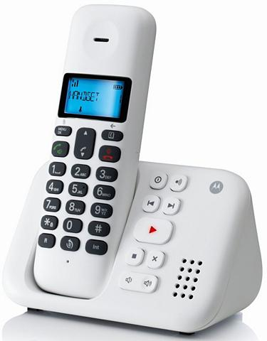 MOTOROLA Telefonas analog Bevielis »T311«