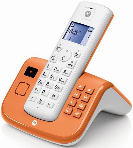 MOTOROLA Telefonas analog Bevielis »T211«