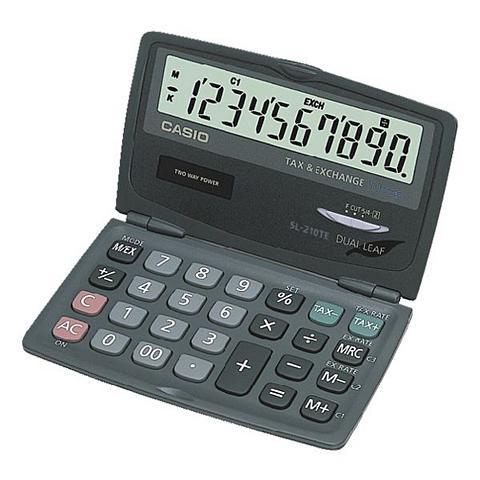 Taschenrechner »SL-210TE«