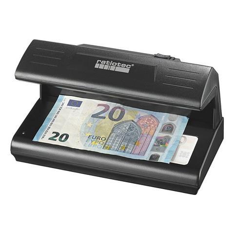 RATIOTEC Pinigų tikrinimo aparatas »Soldi 185«