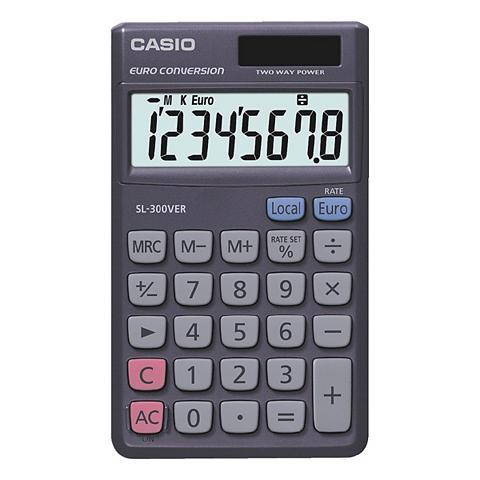 Taschenrechner »SL-300VER«