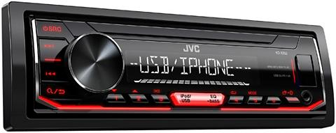JVC 1-DIN Digital Media Imtuvas su Front-U...