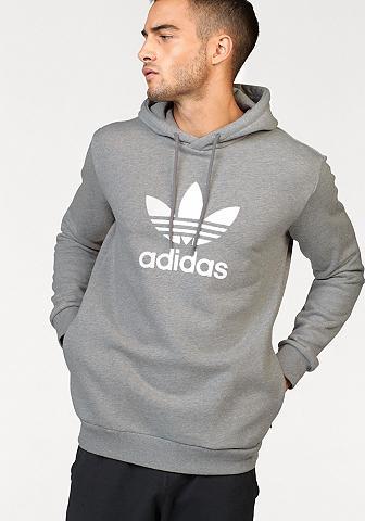 ADIDAS ORIGINALS Sportinis megztinis su gobtuvu »TREFOI...