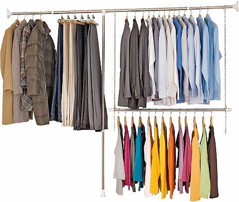 WENKO Rinkinys: Atvira drabužinės sistema (3...