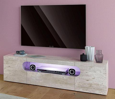 TECNOS TV staliukas »Real« plotis 150 cm