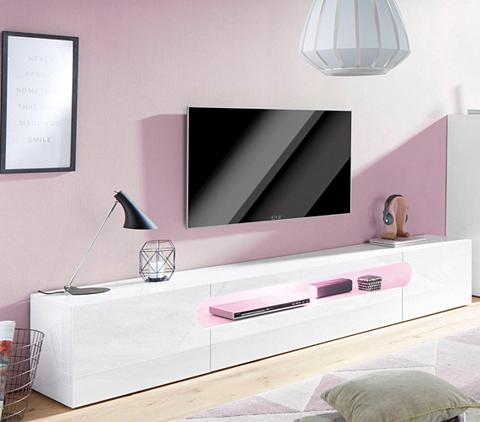 Tecnos Lowboard »Real« Breite 240 cm