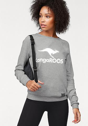 KANGAROOS Kanga ROOS megztinis