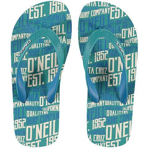 Flip flops »Profile pattern«