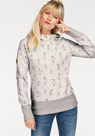Sportinis megztinis su gobtuvu »Leonor...